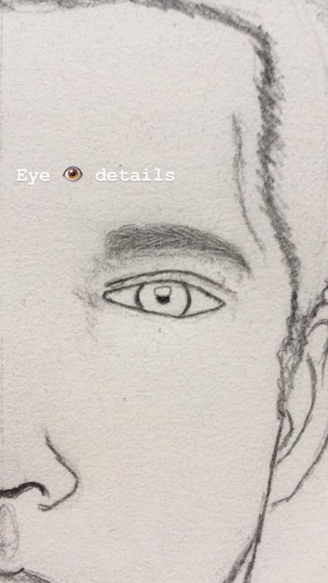 eye details: round