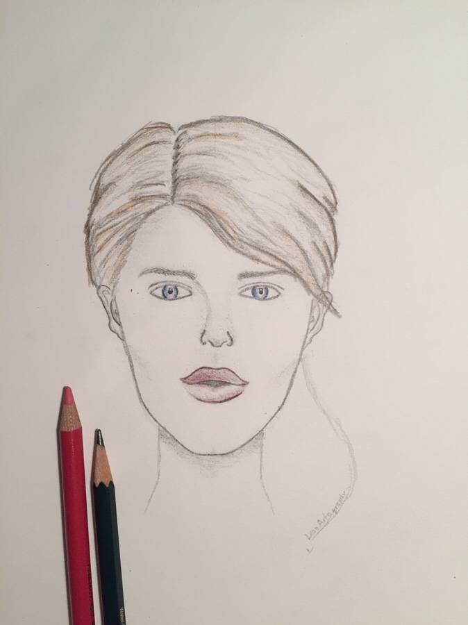 female face complete